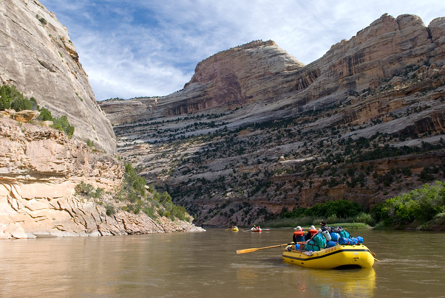 Where to find the best whitewater in the West this year | Yampa River