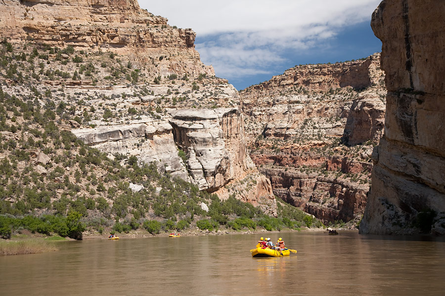 The Best Dam-Free Stretches of River in the West | Yampa River