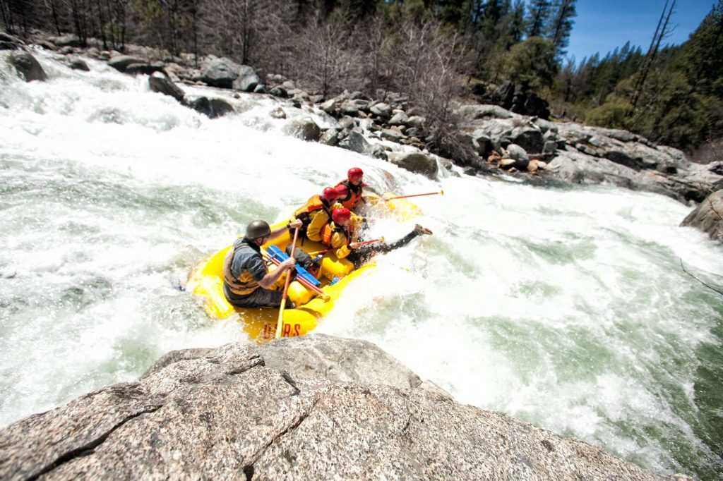 Best California Rafting | Beginner's Luck, North Fork Stanislaus