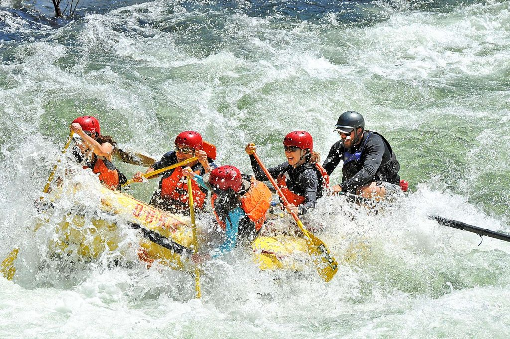 Best California Whitewater | Ned's Gulch, Merced River