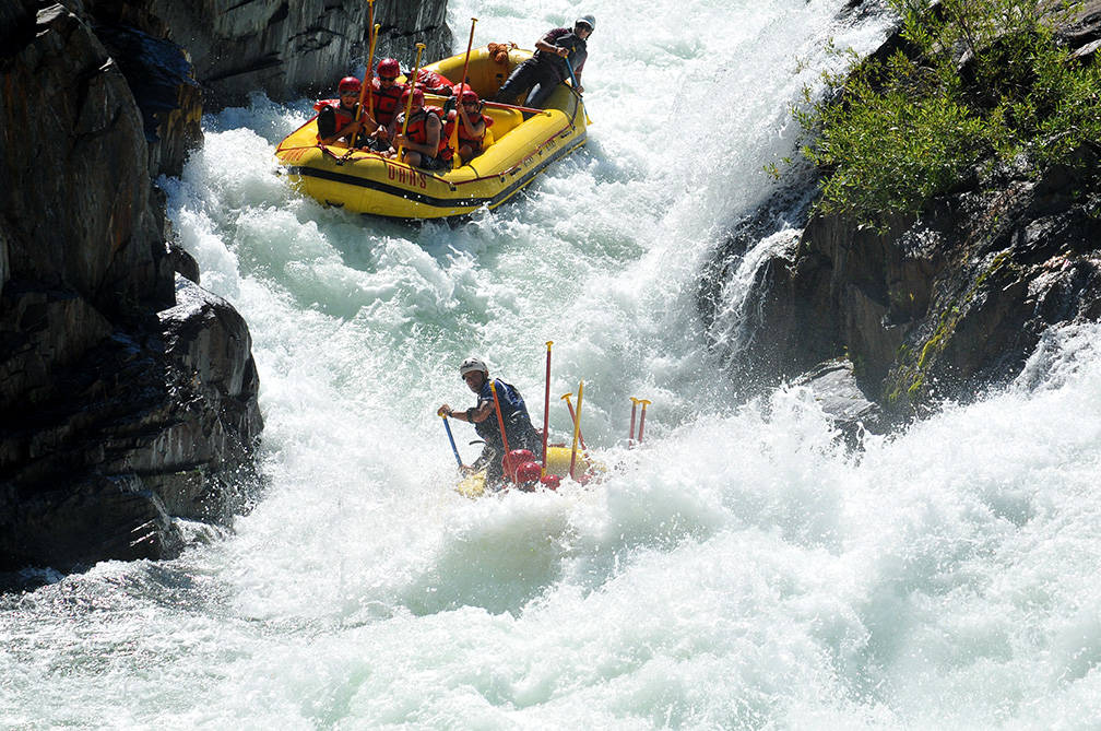 Best California Whitewater Rapids | Tunnel Chute, Middle Fork American River
