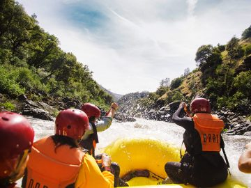 California's Best-Kept Secret: Tuolumne River Rafting