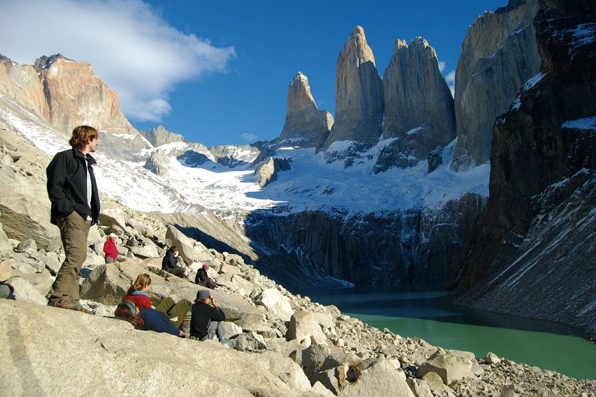 how to get to torres del paine from punta arenas