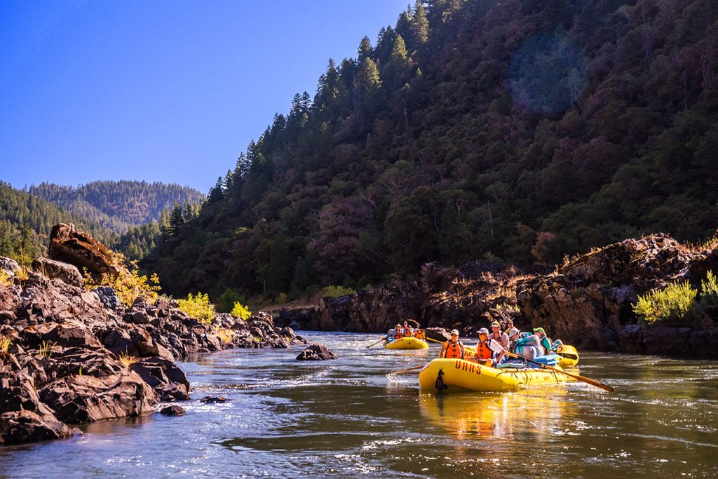 A First-timer's Guide to Rafting