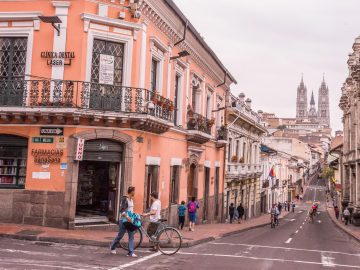 24 Hours in Quito