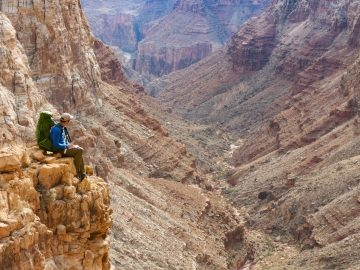 Kevin Fedarko on Why a Grand Canyon Thru Hike Matters | Photo: Q Martin