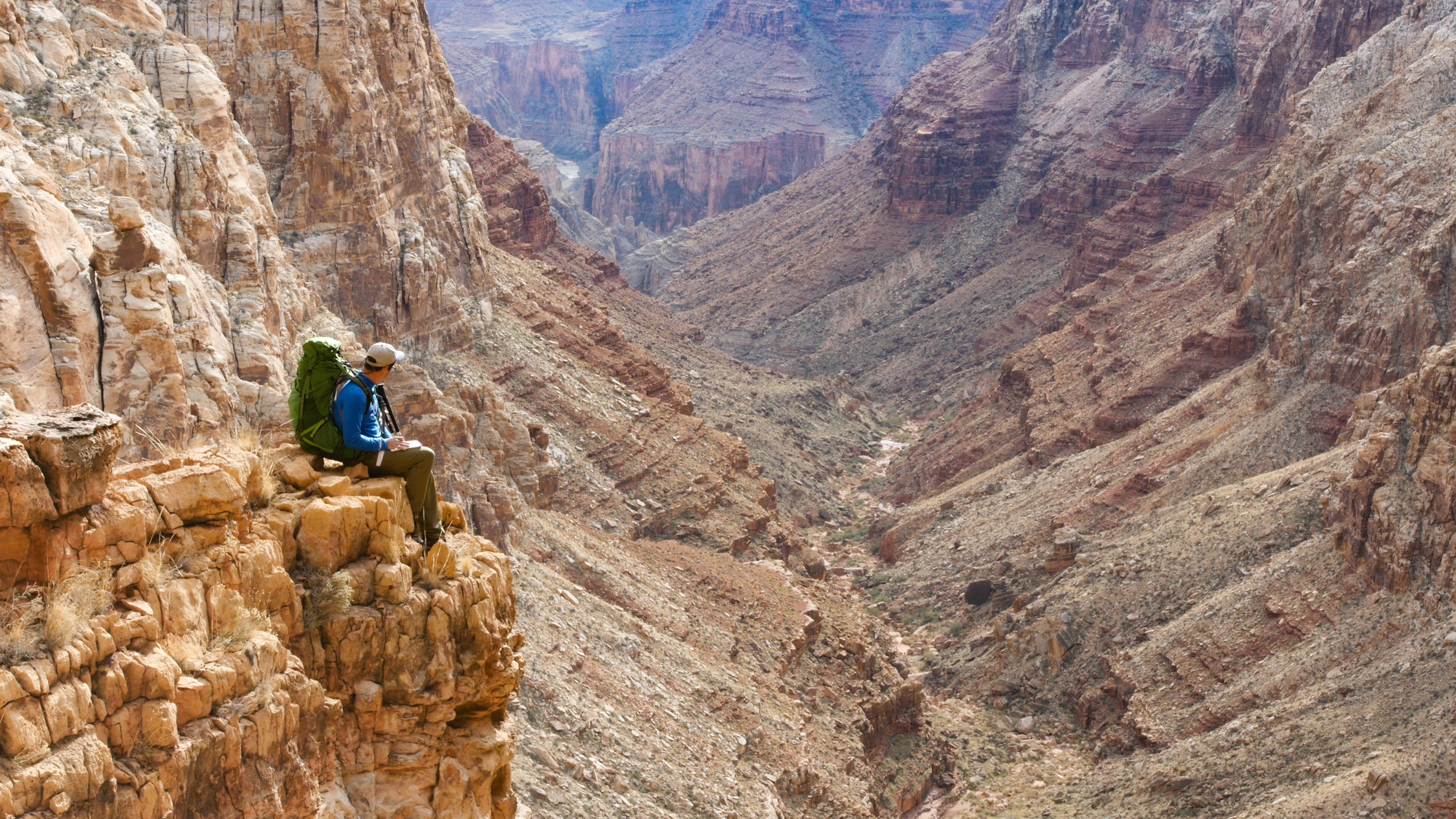 Author Kevin Fedarko On Why A Grand Canyon Thru Hike Matters