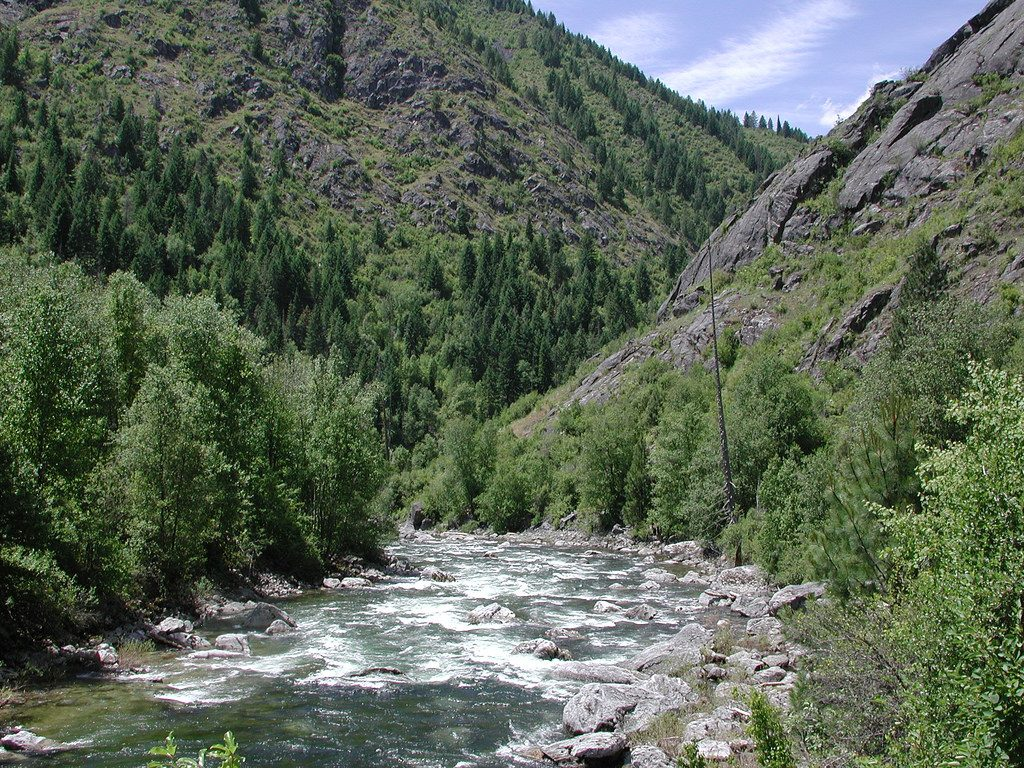 Your Guide to Idaho Rafting | Selway River | Photo: US Forest Service Northern Region