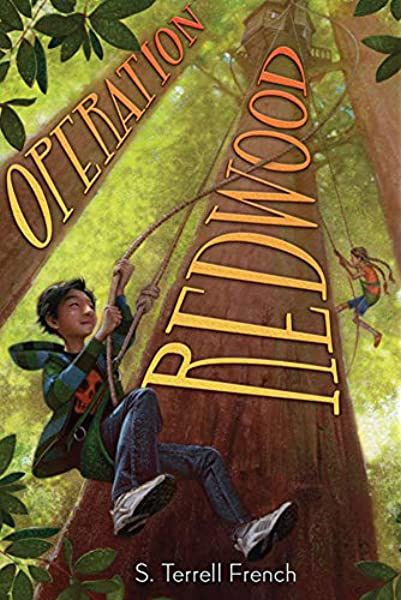 Best Outdoor Books for Kids | Operation Redwood