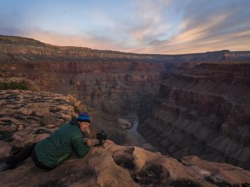 Pete McBride - Grand Canyon Thru-Hike