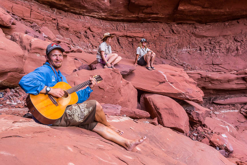 River Guide Pete Lefebvre Shares the Best of Utah's Cataract Canyon