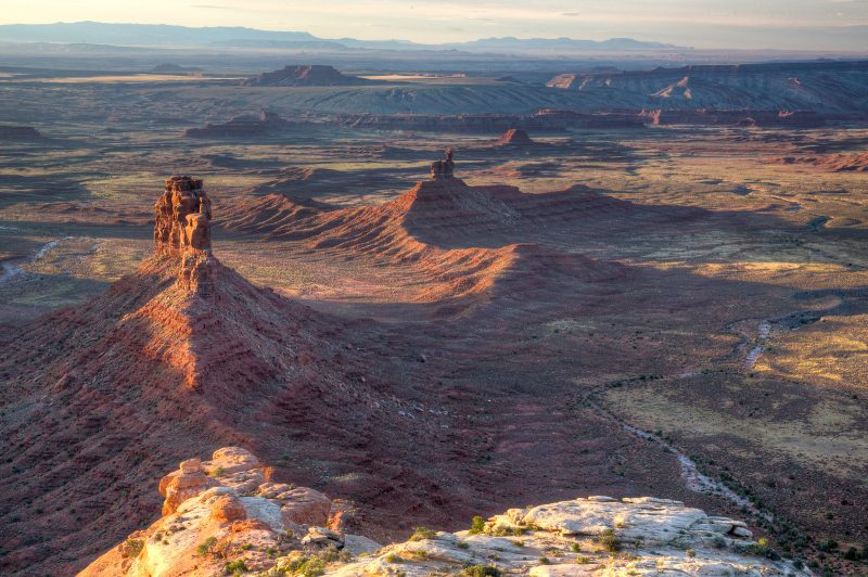 5 Reasons to Visit Bears Ears National Monument | Valley of the Gods | Photo: BLM Utah