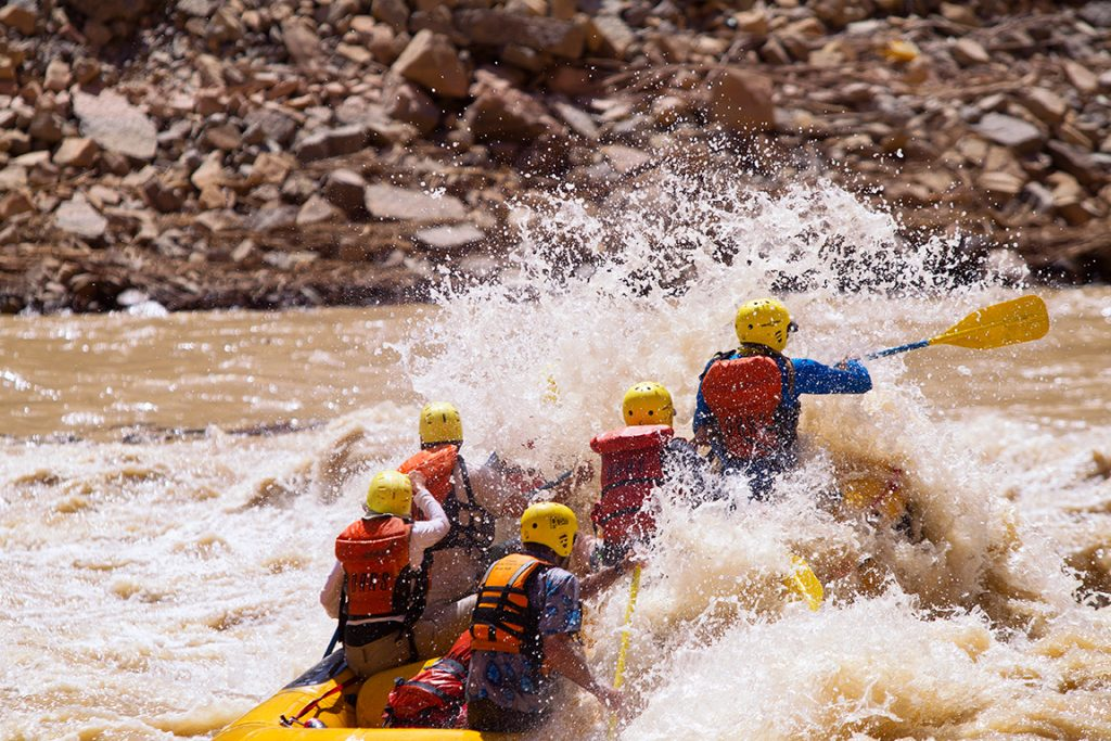 Where to find the best rafting | Utah's Cataract Canyon
