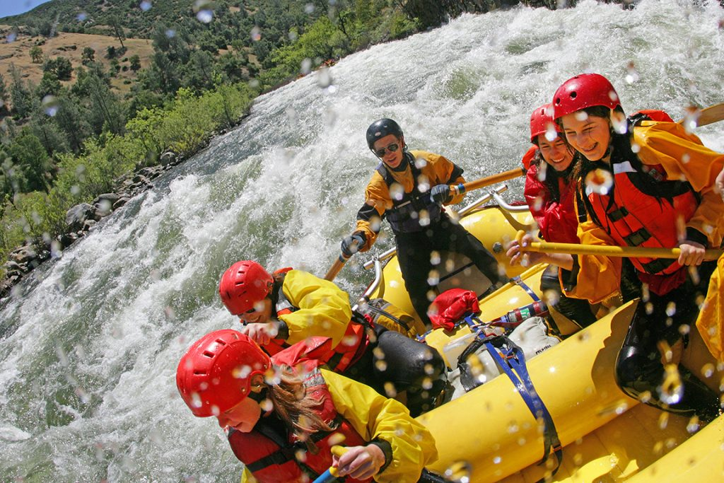 Where to find the best rafting 2017 | California's Merced River