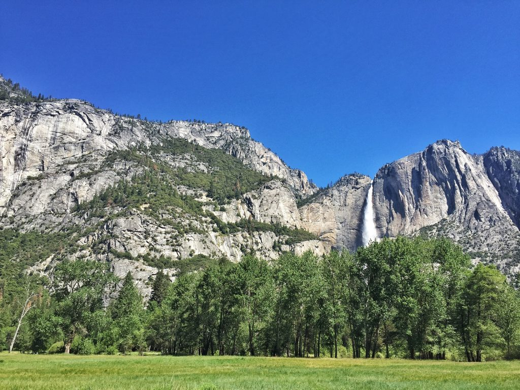 Best Outdoor Adventures from the Bay Area | Hike Yosemite Falls