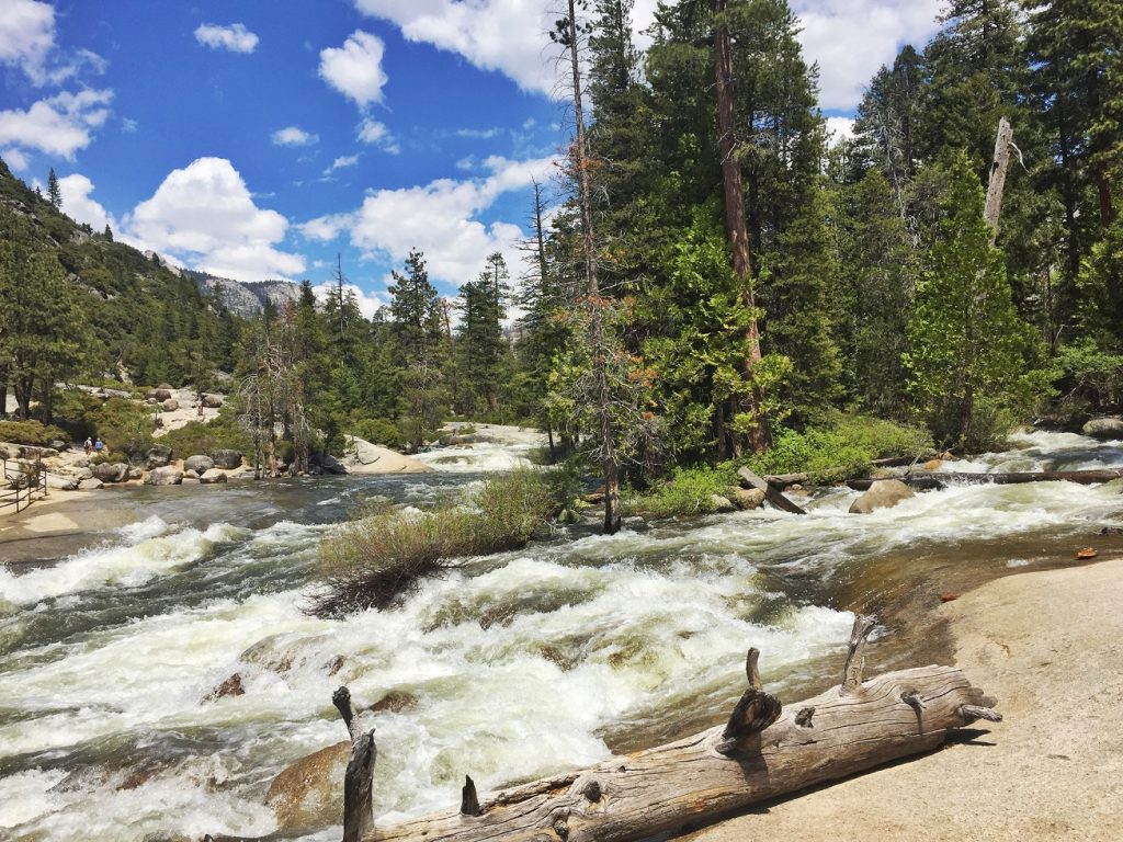 the best year ever to catch yosemite waterfalls and whitewater