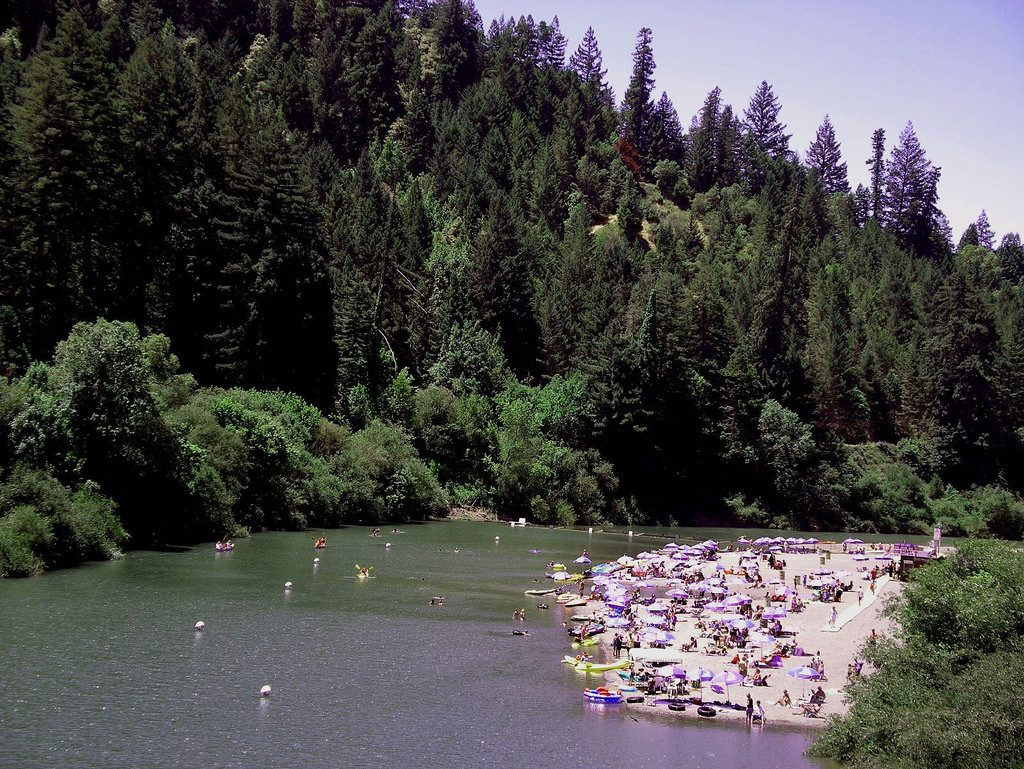 Best Outdoor Adventures from the Bay Area | Russian River Guerneville