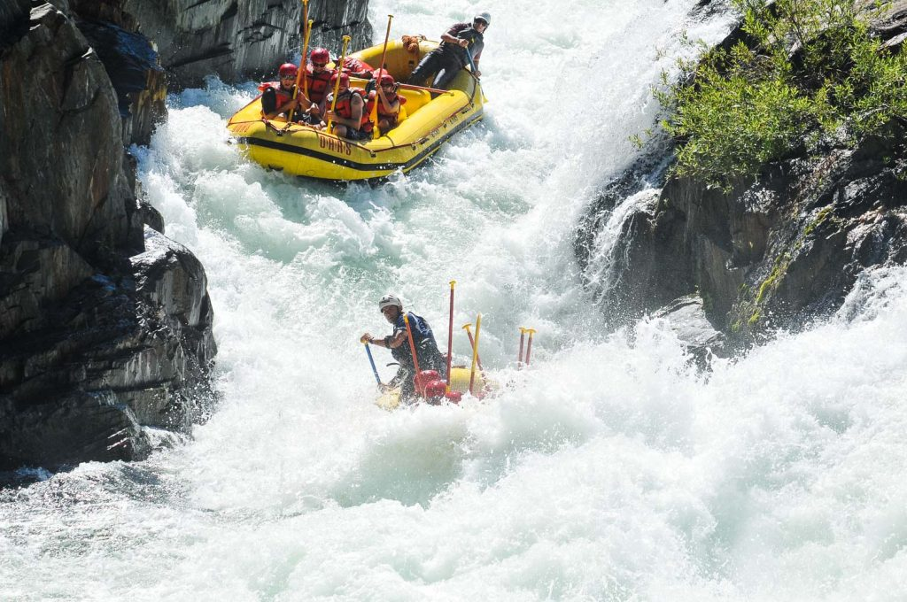 Best Outdoor Adventures from the Bay Area | American River Rafting