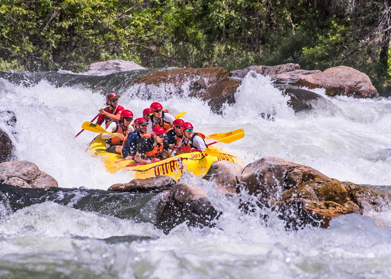 The Insider S Guide To Whitewater Rafting In California