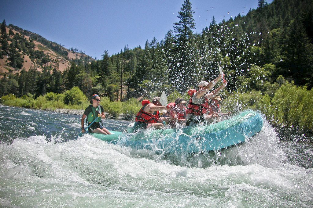 The Insider's Guide to Whitewater Rafting in California | Trinity River