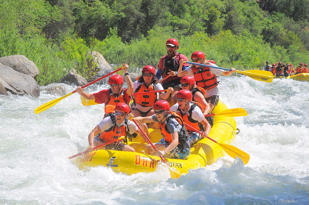 The Insider's Guide to Whitewater Rafting in California | Merced River