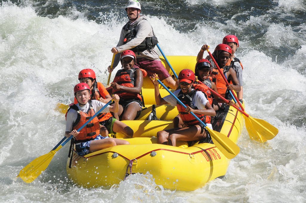 The Insider's Guide to Whitewater Rafting in California | South Fork American River Rafting