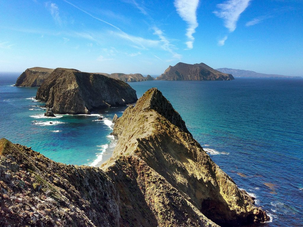 8 National Park Views That are Worth the Effort | Inspiration Point, Channel Islands National Park