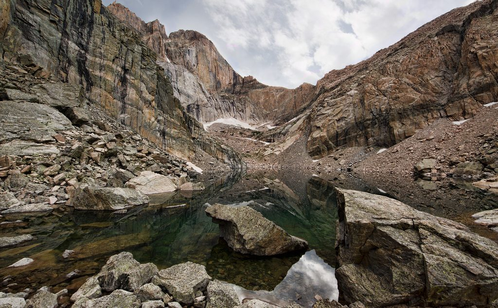 8 National Park Views That are Worth the Effort | Longs Peak, Rocky Mountain National Park