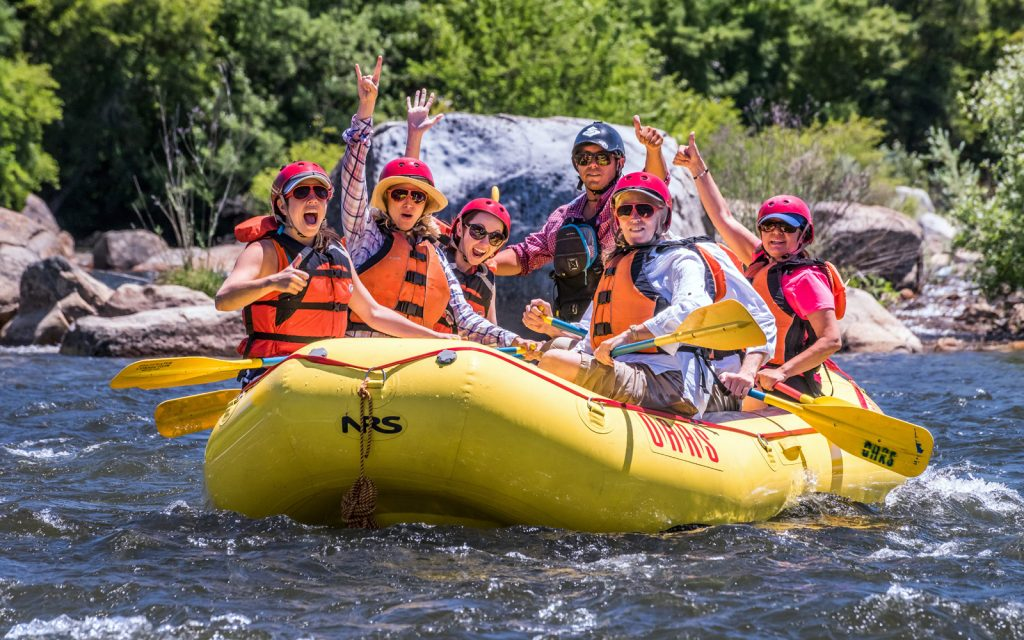 Best Rafting Trips Near San Francisco
