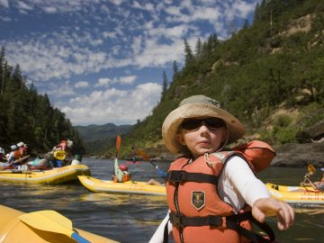 Oregon for Adventurous Families | Rogue River Rafting