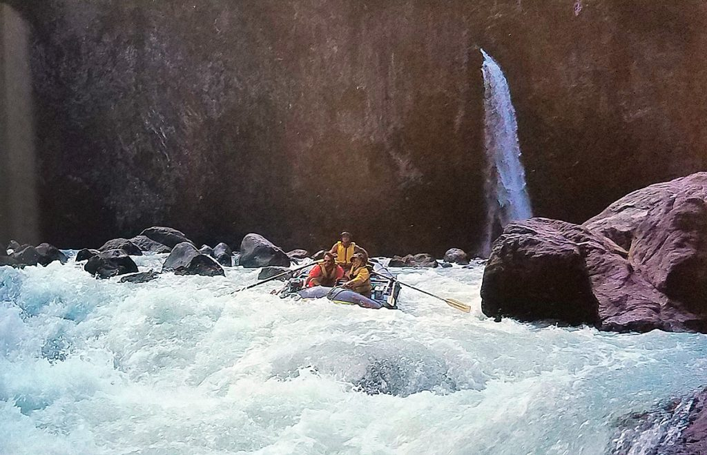 The True Story of the First Descent of Chile's Bio Bio River