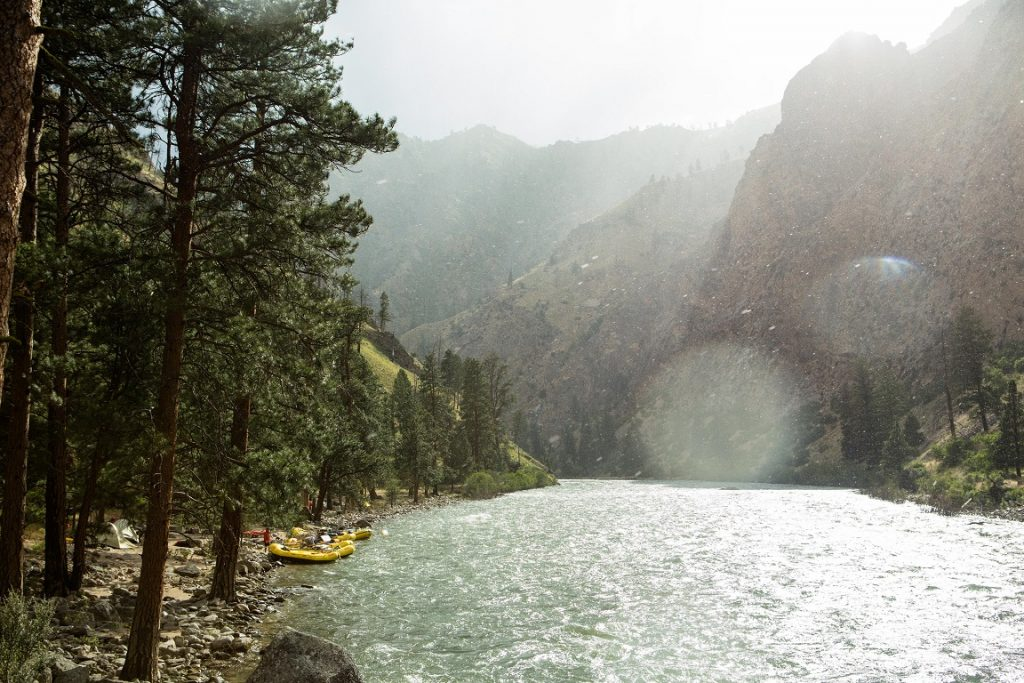 The Heart of Idaho: Middle Fork of the Salmon River