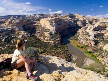 Yampa River Overlook