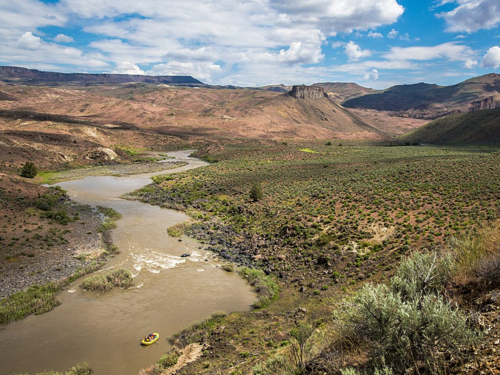 River Trips: The Express Route to Being Present