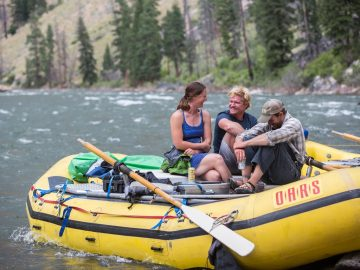 The Highs and Lows of Seasonal Guiding