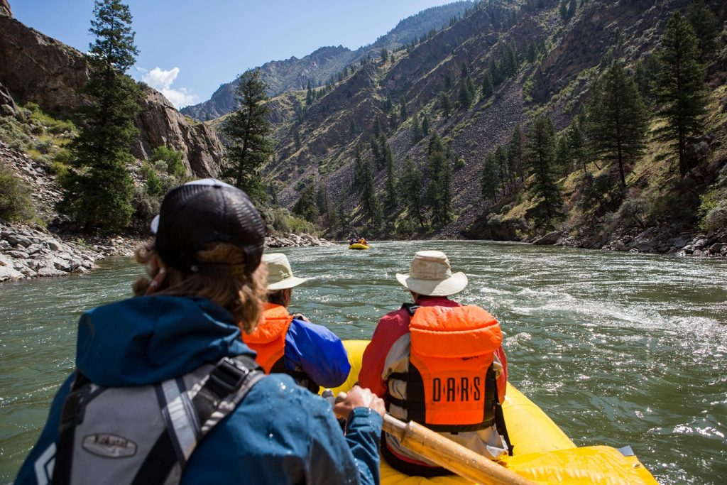 A Thank You Note From Your River Guide