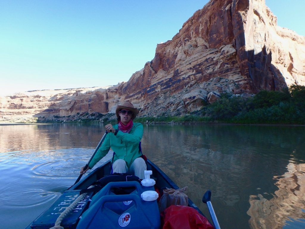 The Joy of Paddling Flatwater