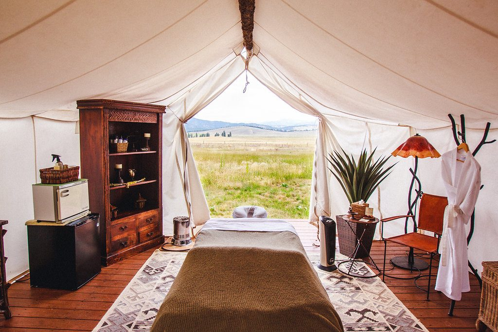 The Best Glamping in the West | Paws Up