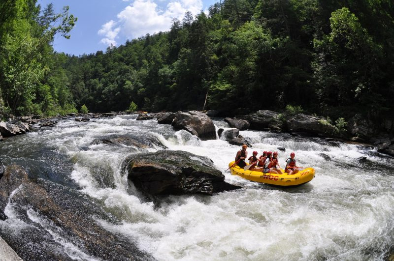 The Best Rafting Trip in (Almost) Every State | Chattooga, Georgia
