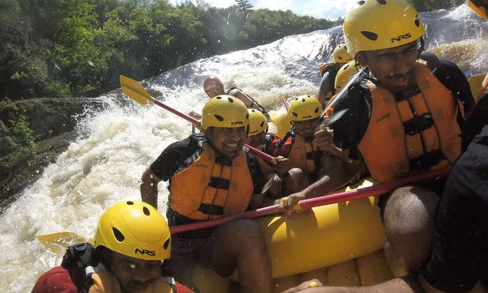 The Best Rafting Trip in (Almost) Every State | Menominee River, Michigan/Wisconsin