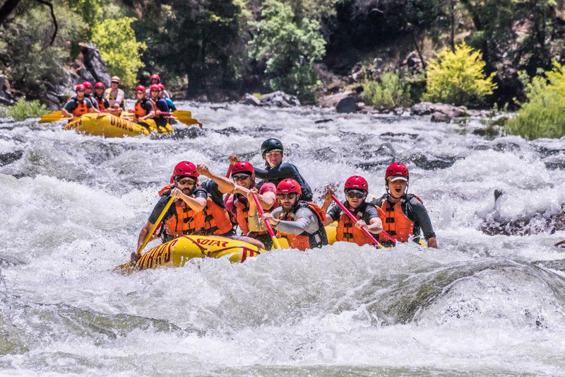 The Best Rafting Trip in (Almost) Every State | Tuolumne River, California