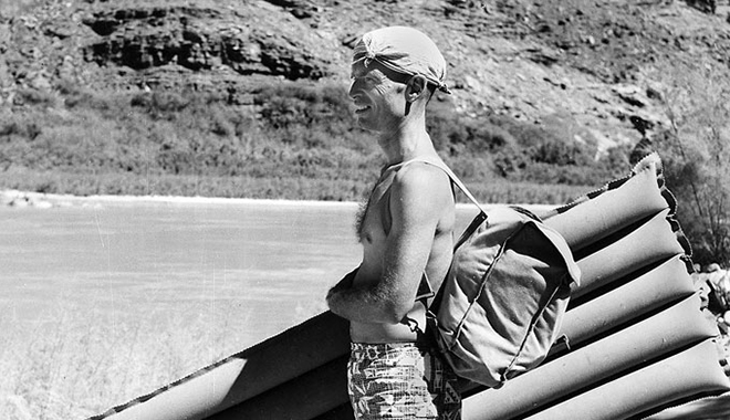Who was Grand Canyon hiking legend Harvey Butchart?