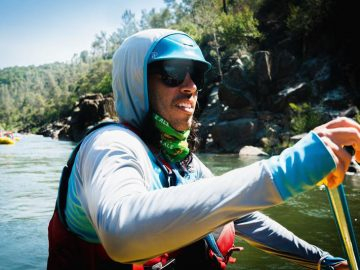 How to Avoid Sunburn on a Rafting Trip