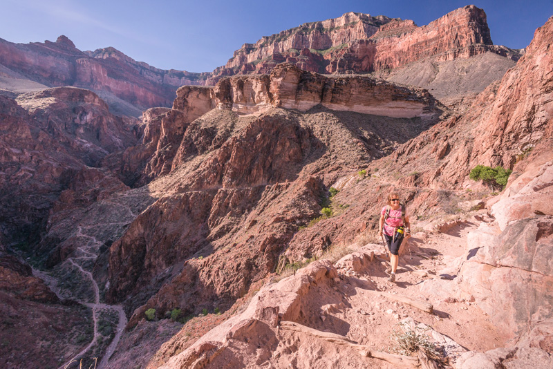 10 Bucket List Hikes Around the World | Grand Canyon Rim to Rim