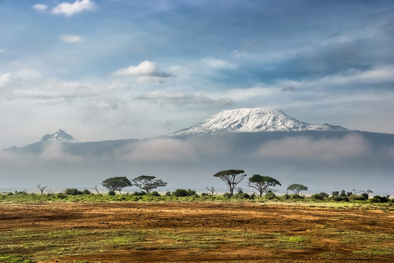Top Hikes in the World | Mount Kilimamjaro