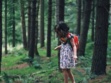 How to Spark a Love of Nature in Kids