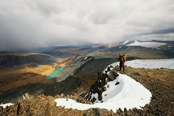 Mongolia Hiking