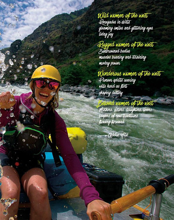 Wild Women of the West: Closing the Gender Gap Outdoors