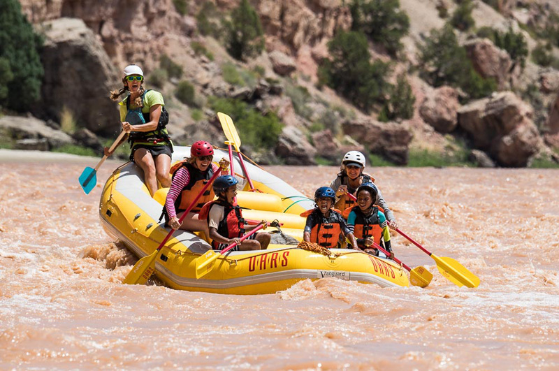 7 Reasons to Fall in Love with Rafting