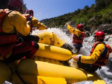 5 Reasons You Don't Want to Miss Spring Rafting on the North Fork American River